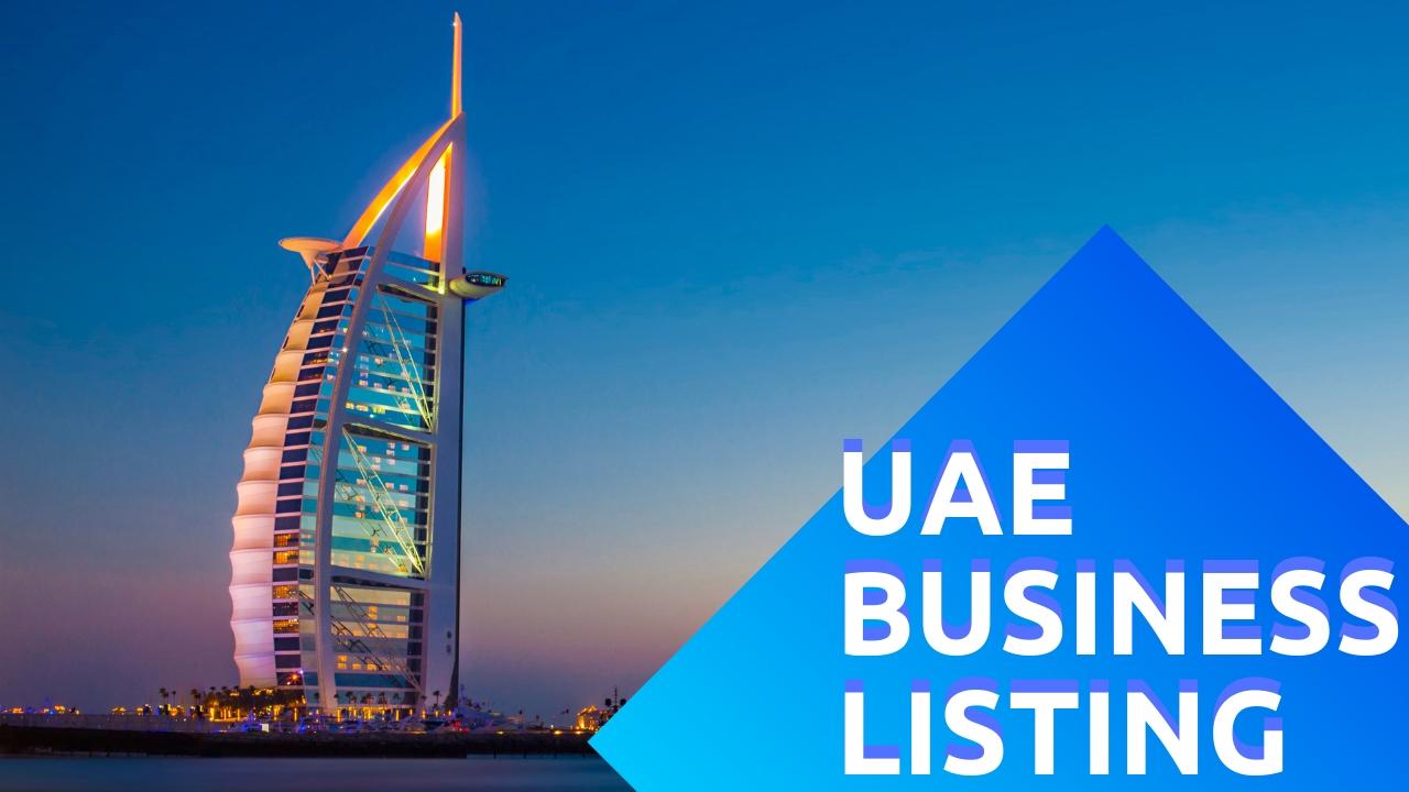Dubai Business listing sites 2019